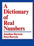 A Dictionary of Real Numbers, , 1461585120