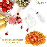 Gimify Caviar Maker Box, Spherification Dropper