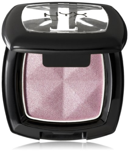 Nyx Single - NYX Professional Makeup Single Eyeshadow, Frosted Lilac, 2.4 g