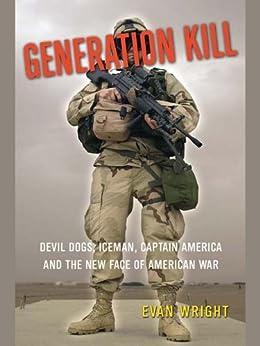 Generation Kill by [Wright, Evan]