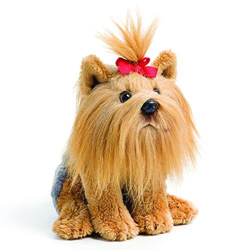 Demdaco Baby Plush Beanbag, Yorkshire Terrier