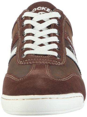 Dockers by Gerli 286301-017051 Herren Sneaker Braun/Reh