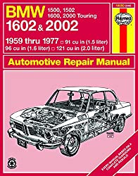 Image of the product BMW 1500 thru 2002 59 77 that is listed on the catalogue brand of Haynes.