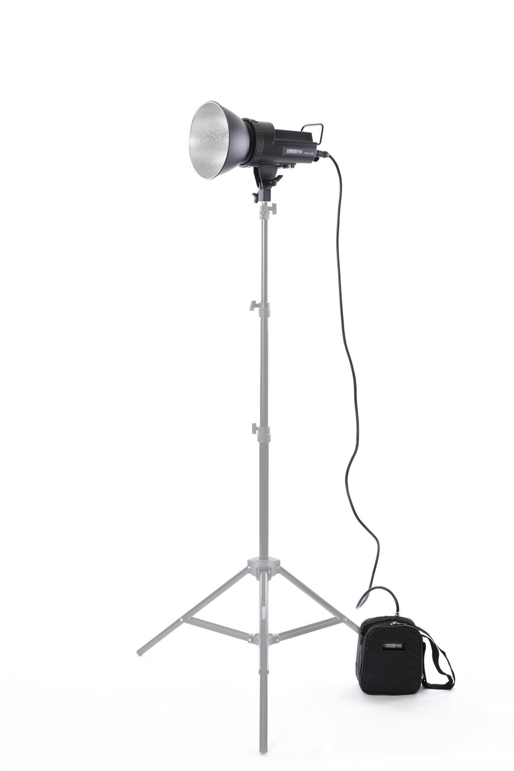 StudioPRO 300W/s AC/DC Dual Power Portable Battery Monolight Strobe Flash Kit by StudioPRO