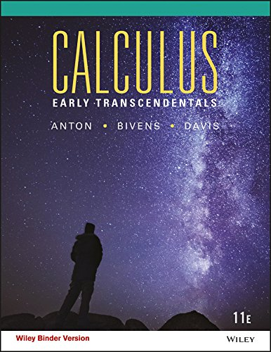 Calculus Early Transcendentals, Binder Ready Version