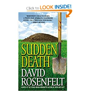 Sudden Death David Rosenfelt