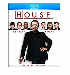 House: Season 8 [Blu-ray]