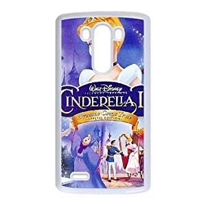 Cinderella II Dreams Come True LG G3 Cell Phone Case White fpz mxjs