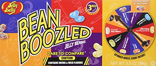 BeanBoozled Spinner Jelly Bean Gift Box - 2 Pack, 3.5 oz -