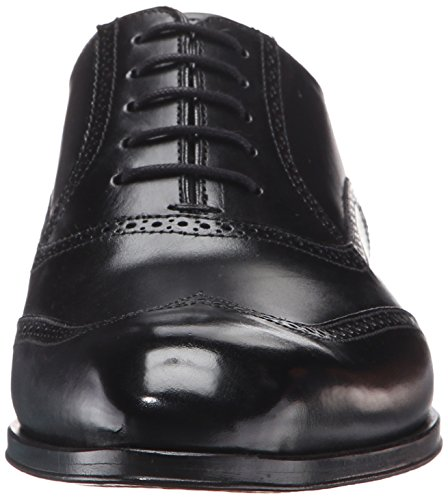 Mezlan Mens Edinburg Oxford Noir