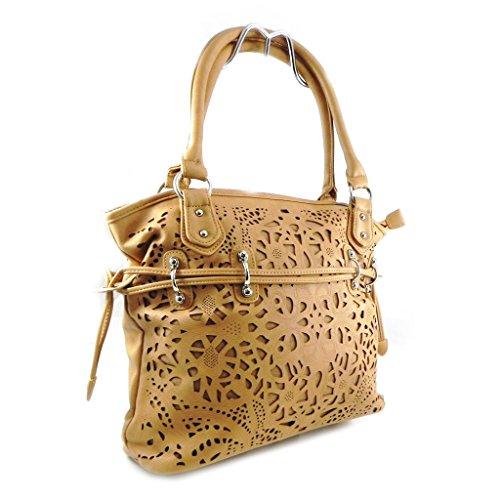 Bag Scarlett caramello.