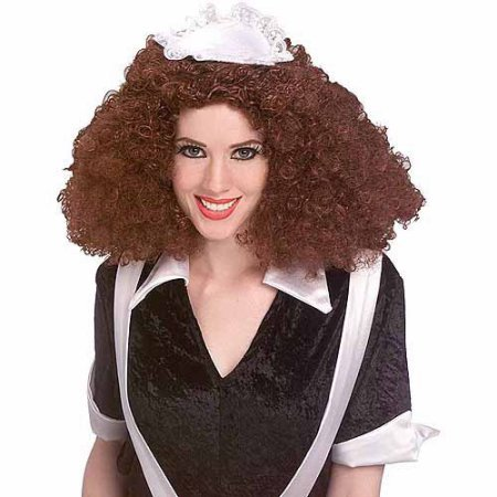 Rocky Horror Picture Show Magenta Wig Adult Halloween Accessory (Rocky Wig)