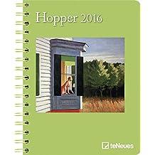 2016 Edward Hopper Deluxe Engagement Calendar