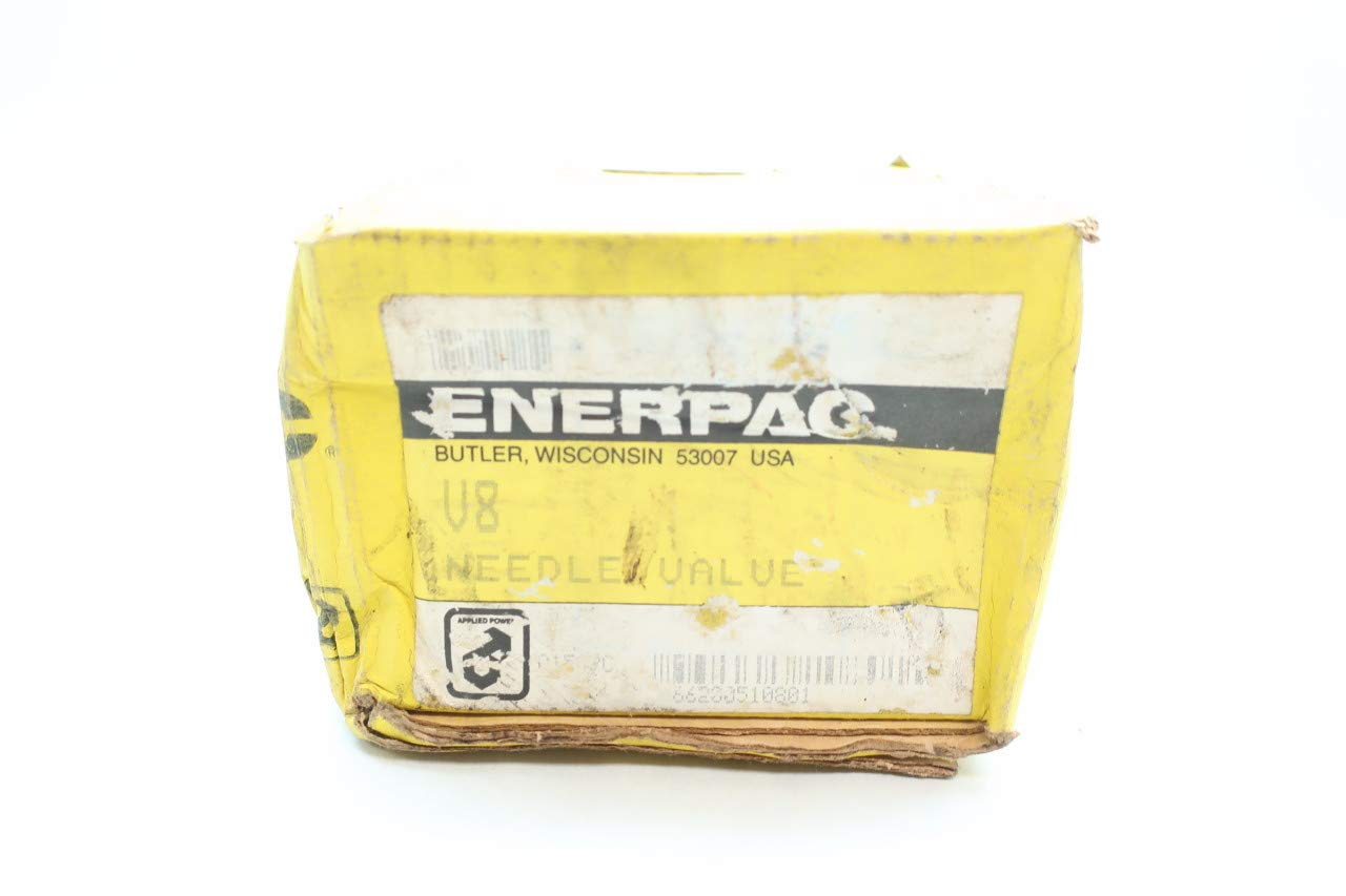ENERPAC V8 Manual Needle Valve D659670