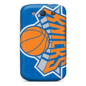 Premium Tpu New York Knicks Cover Skin For Galaxy S3