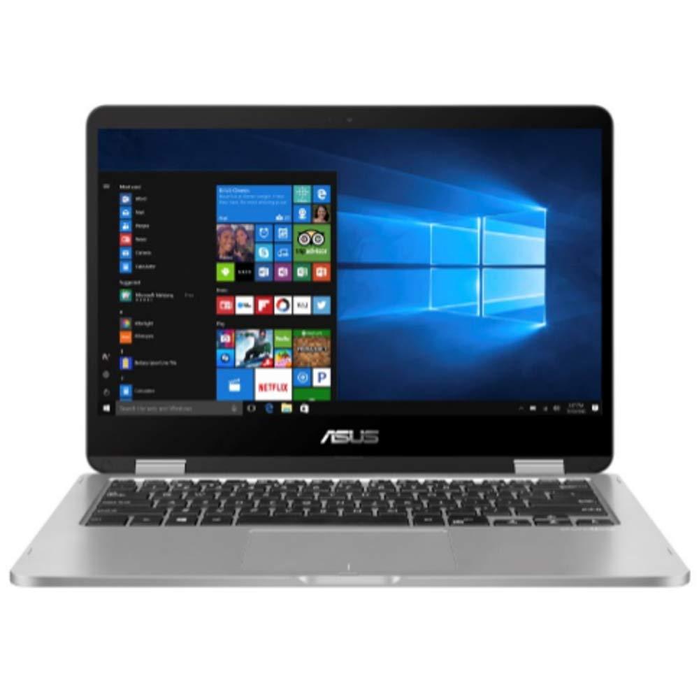 エイスース 14型 2-in-1 パソコン ASUS VivoBook Flip 14 TP401NA(Office Home&Business 2016) TP401NA-128GS   B07CJZ3X6H