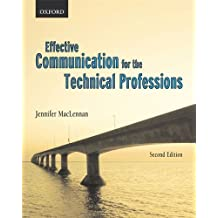 Effective Communication for the Technical Professions