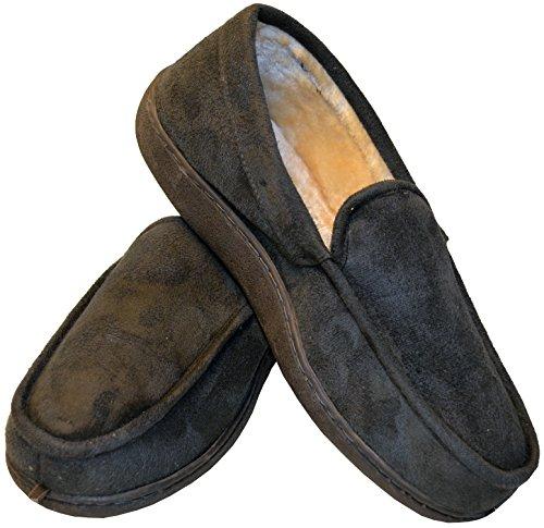 eZstep Slippers Mens Slippers eZstep Gray Brian Brian Gray Gray Mens Mens Slippers eZstep Brian pwqnCf4A