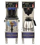 Wilbur Curtis G3 Combo Coffee Tea Brewer 3.0 Gal. Tea/1.9L-2.5L Coffee Low Profile Combo Brewer W/Tco308 Dispenser - Commercial Combo Coffee Tea Brewer - CBP10000 (Each)