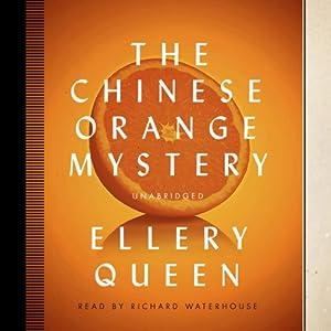 The Chinese Orange Mystery Audiobook