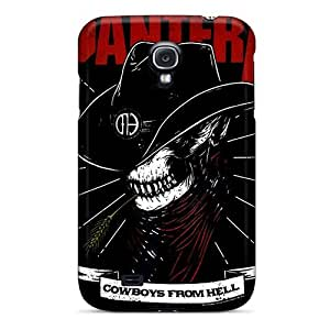 Awesome Design Pantera Hard Cases Covers For Galaxy S4