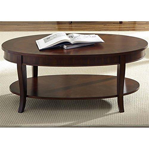 Liberty Furniture Bradshaw Oval End Table Liberty Furniture Cherry End Table