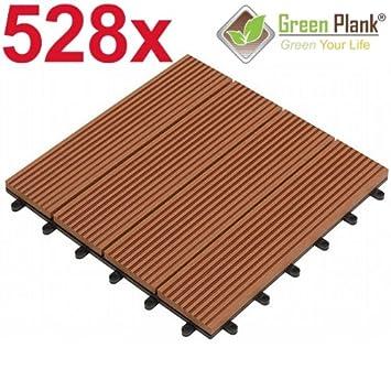 Green Plank PALETTE STÜCK M² WPC KLICKFLIESEN X - Fliesen rath