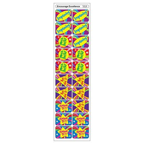 - Trend Enterprises Inc. Encourage Excellence Applause Stickers, 100 ct.