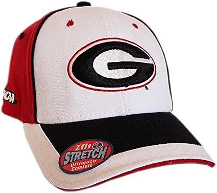 NCAA - Gorra con visera de universidad americana Georgia Bulldogs ...