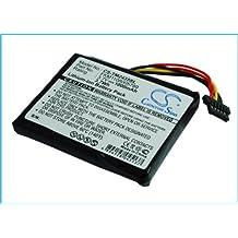 BATTERY 3.7V For TomTom 4EV52, Go 2435, Go 2535, 1CT4.019.03, Go 2535TM WTE +FREE Power Bank (2600mAh)