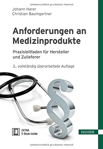 Anforderungen An Medizinprodukte  Praxisleitfaden Für Hersteller Und Zulieferer
