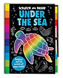 img - for Scratch and Draw Under the Sea book / textbook / text book