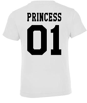 King & Queen/Prince & Princess - Conjunto de Ropa de Cama y Pijama ...