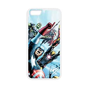 iPhone 6 4.7 Inch Cell Phone Case White Marvel comic SUX_918233