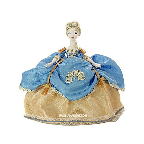 Doll Maker on ''Elizabeth in blue'' by St.Peterburg