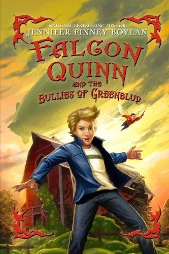 Falcon Quinn and the Bullies of Greenblud