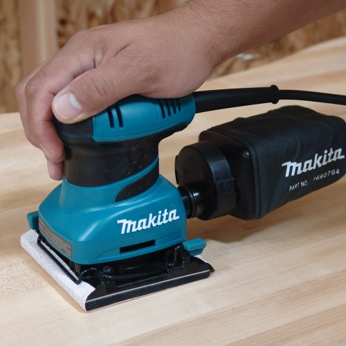Makita BO4556 2 Amp Finishing Sander by Makita (Image #4)