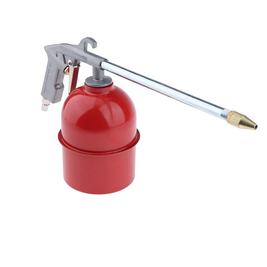SM SunniMix Pistola Pulizia Motore Ad Alta Pressione Compressore Extra Lungo Rosso