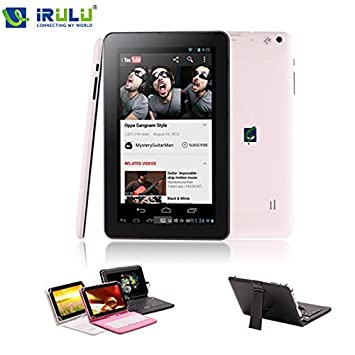 "ARBUYSHOP iRULU X1 9 ""Tablet PC Quad Core Android 4.4 Tablet WIFI doble CAM"
