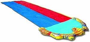 BANZAI 16ft x 58in Splash Sprint Racing Water Slide (Double Slide)