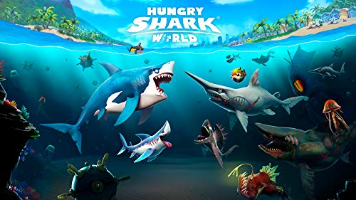 - Hungry Shark World -  [Digital Code]