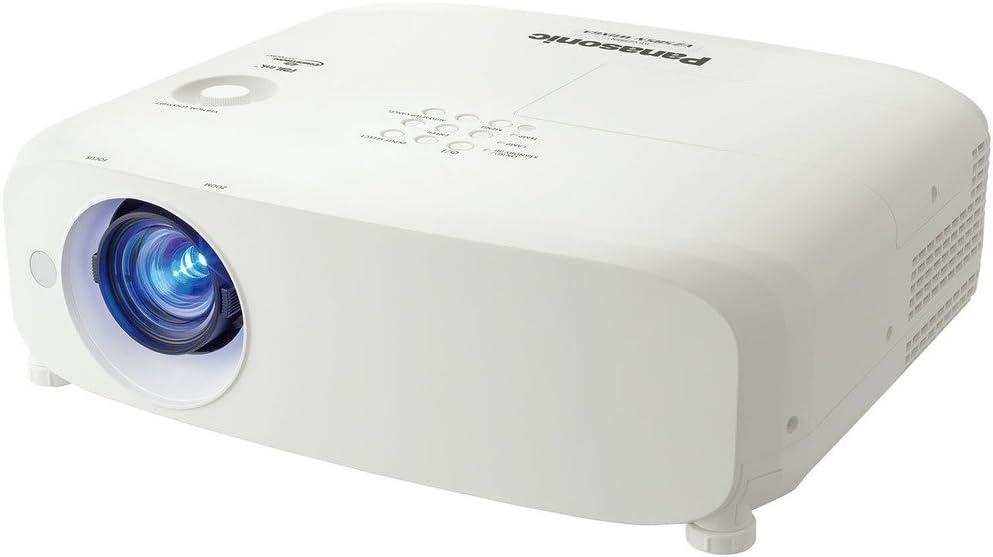 Panasonic PT-VZ585NEJ Video - Proyector (5000 lúmenes ANSI, 3LCD ...