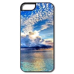 Custom Geek Friendly Packaging Sea Rain IPhone 5/5s Case For Team