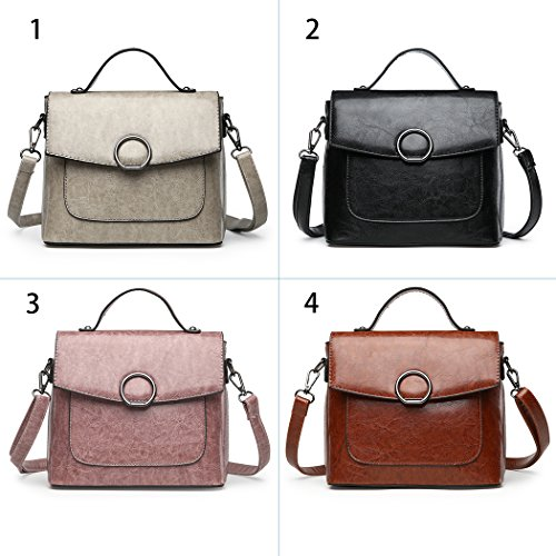 Bag Fashion Grey Bageek Bag Bag for Women Light Bag Women Satchel for Purses Small Women Vintage Side Crossbody Handbags Shoulder zSHwtdpnqz
