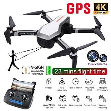 YANGSANJIN Drones con Camaras Profesional Plegable Niños ...