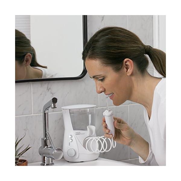 Waterpik WF-05EU Idropulsore Sbiancante Irrigatore Orale Dentale 6