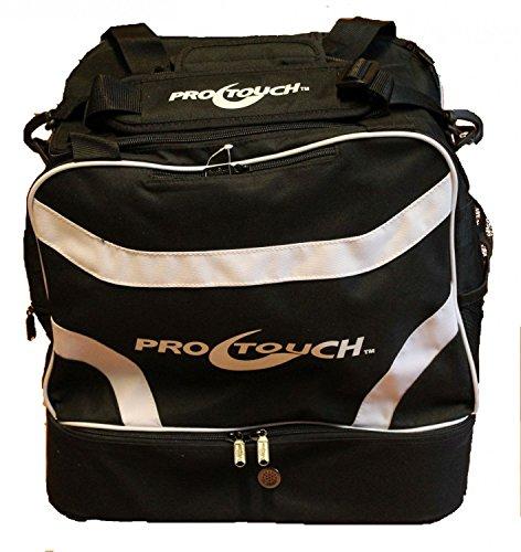 Pro Touch Sporttasche Teambag Pro Bag Senior mit Bodenfach schwarz / weiss