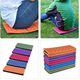 Bageshwari Prasata 5PCS Camping Foam Pad Waterproof EVA Foam Seat For Pinic, Hiking, Backpacking, Mountaineering, Trekking(5 Colors send in