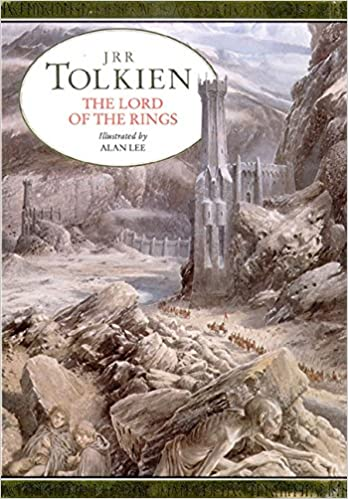 The Lord of the Rings: 3v.in Lv: Amazon.es: Tolkien, J. R. R., Lee ...