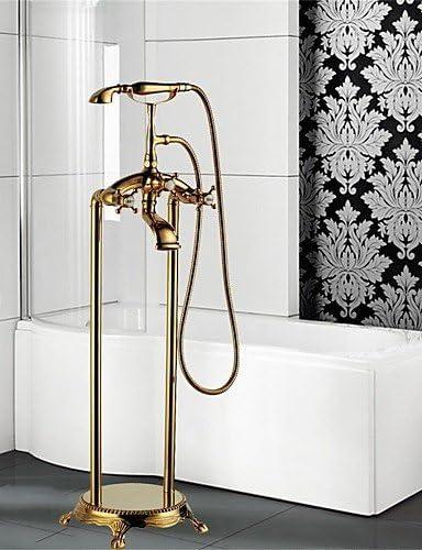 LINA@ Bathtub Faucet Art DecoRetro